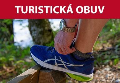 Turistická obuv